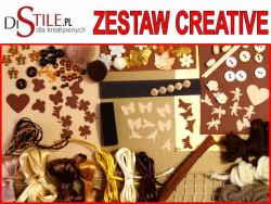 Czekolada i Karmel - Zestaw Kreatywny