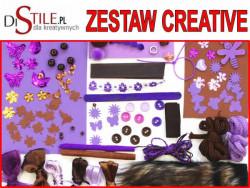Czekolada i Jagoda - Zestaw Kreatywny