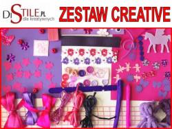 Zestaw Kreatywny - Do Serca Przytul Marzenia