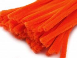 Druty Kreatywne - Wyciory Pomarańczowy