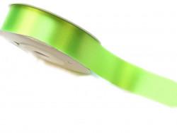 Wstążka satynowa 30mm - jasnozielona