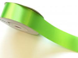 Wstążka satynowa 40mm - jasnozielona