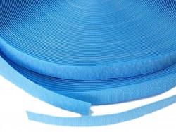 Rzep 20mm błękitny 1m