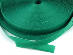 Rzep 20mm zielony 25cm