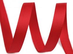 Tasiemka rypsowa 6mm czerwona 27,4m